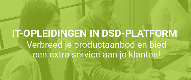 IT-opleidingen in DSD-platform